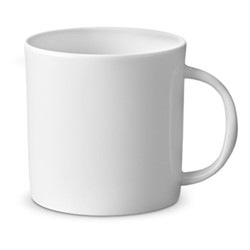 Corde Mug, 35cl, white