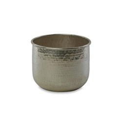 Small round planter D16.5 x 21cm