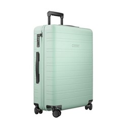 H6 Medium check-In trolley suitcase, W46 x H64 x D24cm, mint