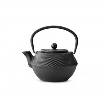 Jang Teapot, 1.2 litre, black