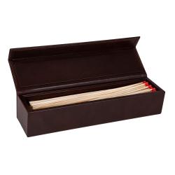 Chelsea Luxury matchbox, W.31.5 x H.8.5 cm, Mocha