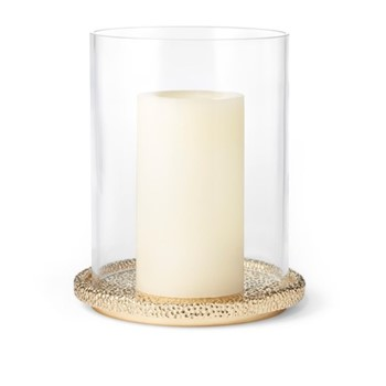 Tulln Candle hurricane, gold