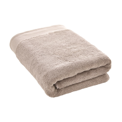 Retreat Platinum Bath sheet, 86 x 167cm, Platinum Turkish Cotton