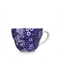 Calico Breakfast cup, 40cl - 3/4pt, Blue