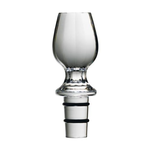 Twist Bottle stopper, Clear Crystal