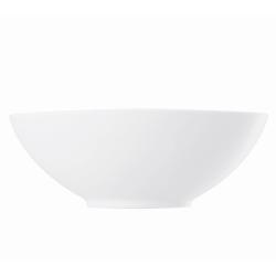 Loft Bowl oval, 17cm, White