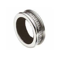 Malmaison Drop ring, Christofle silver