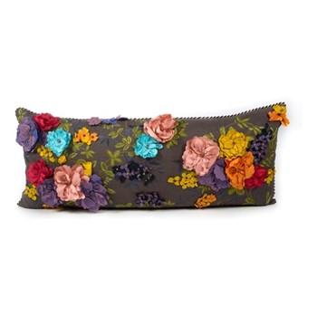 Covent Garden Lumbar pillow, W91.44 x L38.1cm, multi