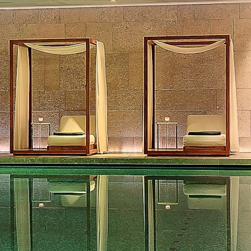 Pamper day with private spa suite for two at the glamorous Bulgari spa