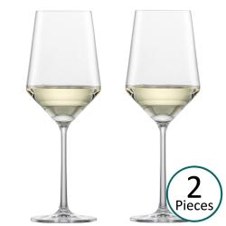 Pure Pair of sauvignon blanc glasses, 41cl