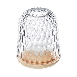 Folia Small photophore, clear crystal