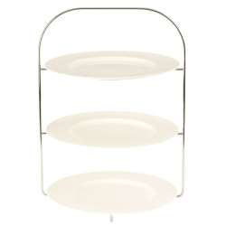 Anmut Tray stand, stainless steel