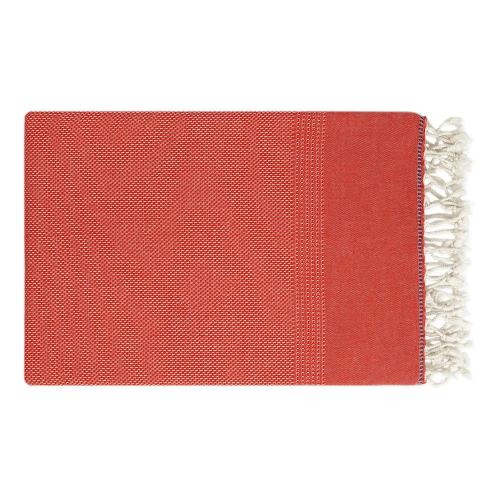Classic Beach towel, 90 x 170cm, Burnt Orange