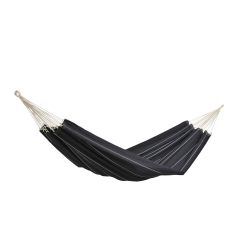 Barbados Double hammock (without stand), W230 x H150cm, Black
