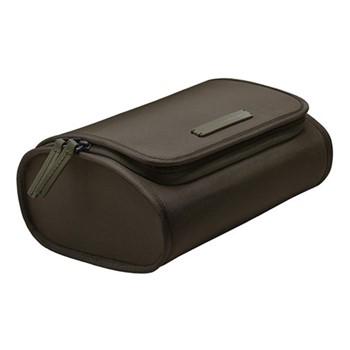 Top case, W26 x H18 x D12cm, dark olive