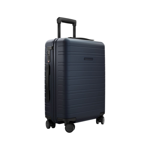 H5 Cabin trolley suitcase, W40 x H55 x D20cm, Night Blue