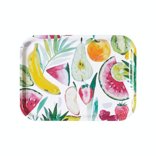 Tutti Fruity Rectangular Tray, 27 x 20cm