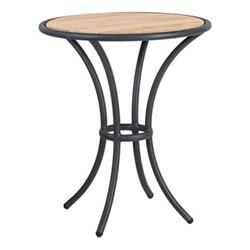 Cordial Bistro table, 63cm, grey