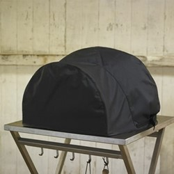 All weather cover, H35 x W59 x D59cm, black