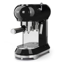 50's Retro Espresso coffee machine, Black