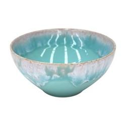 Taormina Set of 6 soup/cereal bowls, 15cm, aqua