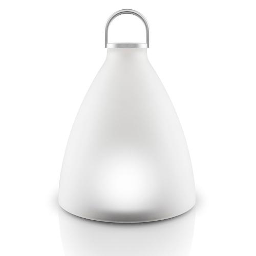 Sun Light Large garden lamp, White/Silver