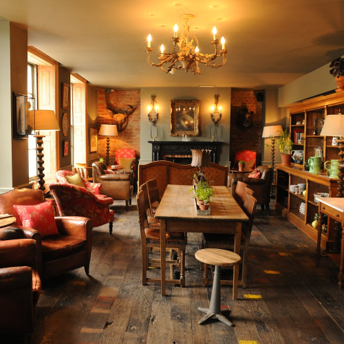 Gift Voucher towards one night at The Pig Hotel - in the Wall for two, Southhampton