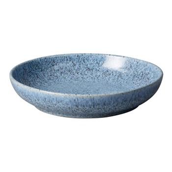 Studio Blue Medium nesting bowl, 17 x 3.5cm, flint
