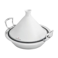 Impact Tagine with handles and lid, D28cm, stainless steel