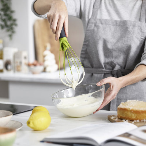 Twist Silicone Whisk 2-in-1