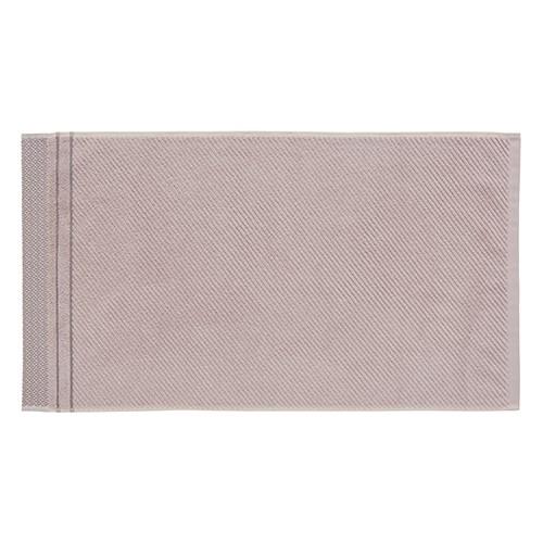 Ripple Bath Towel, L130 x W70cm, Heather