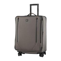 Lexicon 2.0 Medium dual caster suitcase, H67 x W46 x D33cm, grey