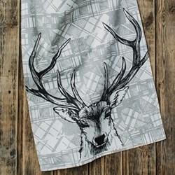 Stag Tea Towel, 48 x 76cm