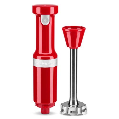 Cordless hand blender, Empire Red, 430cm