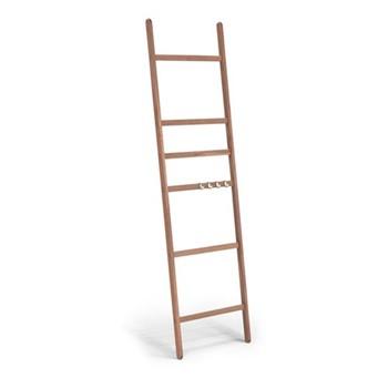 Nomad Ladder, W55 x D3.5 x H194cm, teak
