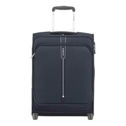 Popsoda Upright suitcase, 55 x 40 x 20cm, dark blue