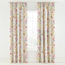 Chinese Bluebird Curtains, L183 x W168cm, multi