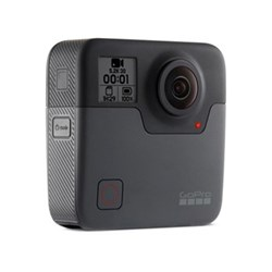 Fusion 360 360 degree action camera, black