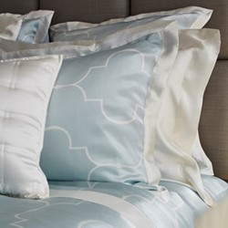 Casablanca King size pillowcase, 50 x 90cm, ice blue