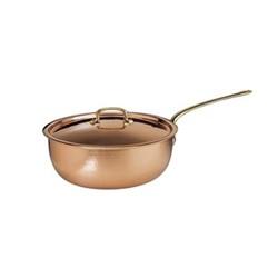 Historia Risotto pan, Dia 26cm, copper