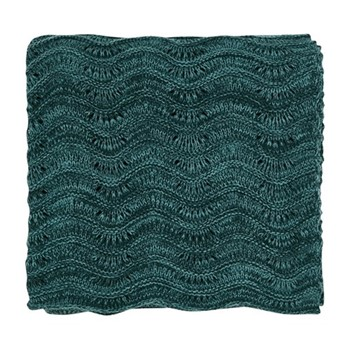 Knitted throw L170 x W130