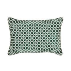 Penzance Cushion, 30 x 45cm, moss