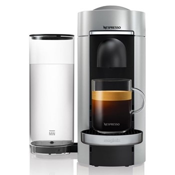Vertuo Plus - M600 Coffee machine by Magimix, silver