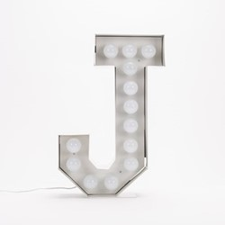 Vegaz J Letter light, H60cm