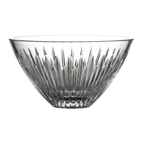 Mara Bowl, 15.7x25.9x25.9, Crystal