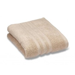 Zero Twist Bath towel, 70 x 120cm, natural