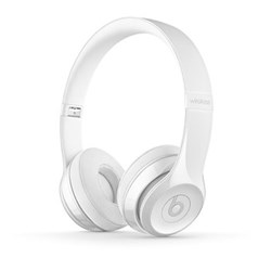 Beats Solo3 Wireless on-ear headphones, gloss white