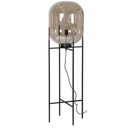 Floor lamp, H153 x Dia43cm, champagne