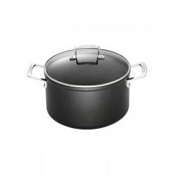 Toughened Non-Stick Deep casserole, 24cm - 6 litre