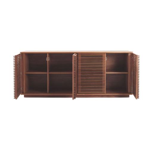 Verona Sideboard, H75.5 x  W183 x D48cm